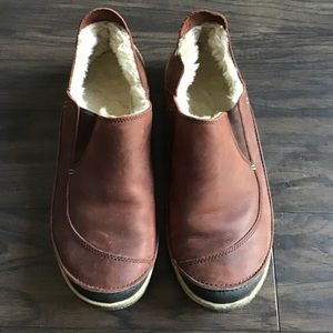 Merrell Melbourne saddle size 12